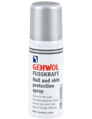 GEHWOL Fusskraft Nail and Skin Protection Spray 50ml
