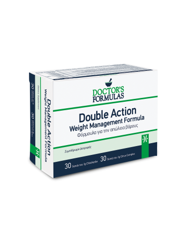 DOCTOR'S FORMULAS Double Action 60 Τabs