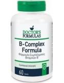 DOCTOR'S FORMULAS B-Complex Formula 60 Tabs