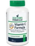 DOCTOR'S FORMULAS Vitamin C Formula 30 Tabs