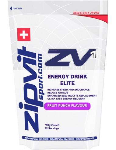 ZIPVIT ZV1 Energy Drink Elite Fruit Punch 700g