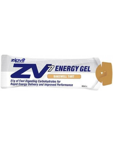 ZIPVIT ZV7 Energy Gel Cherry Bakewell 60ml
