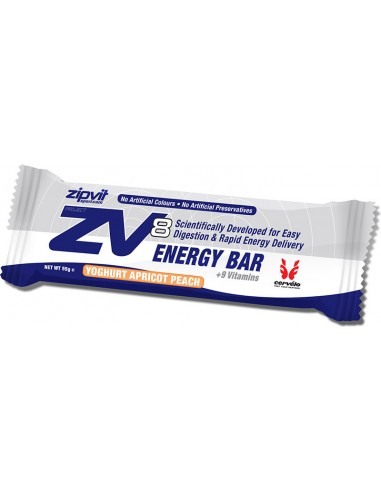 ZIPVIT ZV8 Energy Bar Apricot Peach 55ml