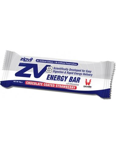 ZIPVIT ZV8 Energy Bar Chocolate Coated Strawberry 55ml