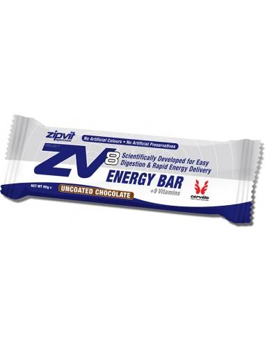 ZIPVIT ZV8 Energy Bar Uncoated Chocolate 55ml