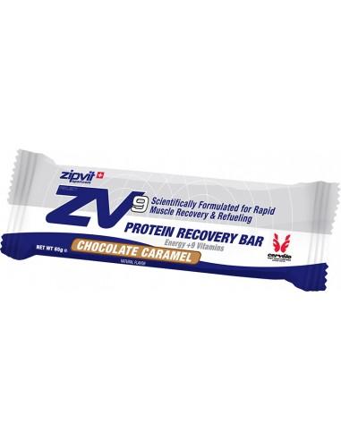 ZIPVIT ZV9 Protein Recovery Bar Chocolate Caramel 65gr