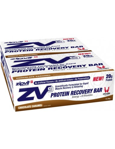 ZIPVIT ZV9 Protein Recovery Bar Chocolate Orange 65gr