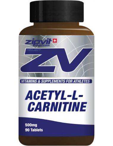 ZIPVIT Acetyl- L-Carnitine 500mg 60 tabs