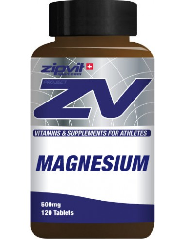 ZIPVIT ZV Magnesium 500mg 120 tabs
