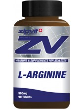 ZIPVIT ZV L-Arginine 500mg 90 tabs