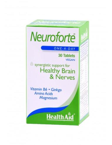 HEALTH AID NEUROFORTE 30 tabs