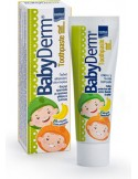 INTERMED BabyDerm Toothpaste with great Banana flavour 50ml