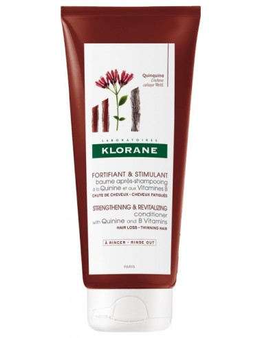 KLORANE Conditioner with Quinine (κυνίνη) and B vitamins 200ml