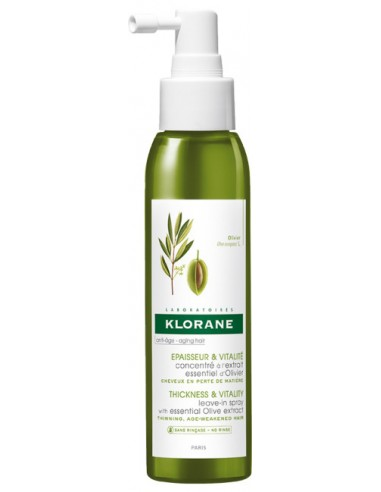 KLORANE Leave-in Spray with Essential Olive Extract 125ml