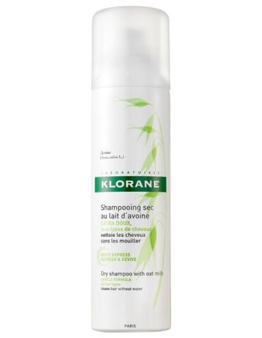 KLORANE Gentle DRY Shampoo with Oat Milk (Βρώμη) 150ml