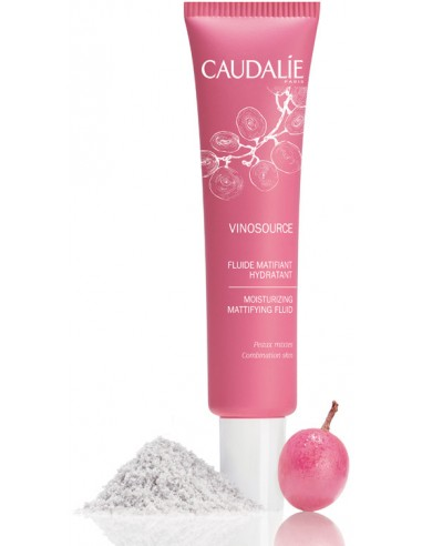 CAUDALIE Vinosource Moisturizing Matifying Fluid 40ml