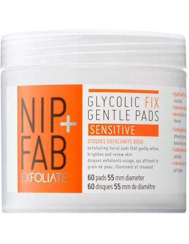 NIP+FAB Glycolic Fix Gentle Pads 80ml