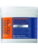 NIP+FAB Glycolic Fix Night Pads Extreme 80ml