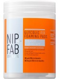 NIP+FAB Glycolic Foaming Fix Pads 95ml