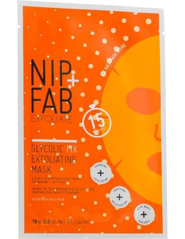 NIP+FAB Glycolic Fix Exfoliating Sheet Mask