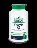 DOCTOR'S FORMULAS Vitamin K2, 120 Caps