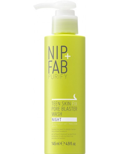 NIP+FAB Teen Skin Fix Wash Night 145ml