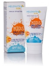 HELENVITA Sun Kids Emulsion Face & Body SPF50, 150ml