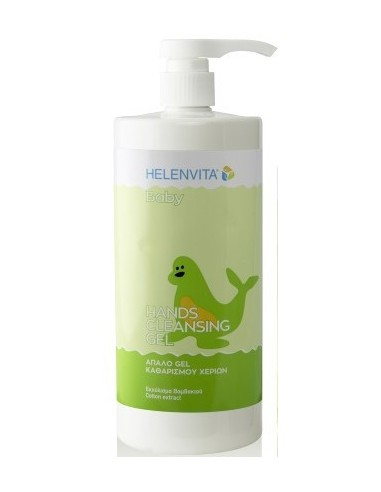 HELENVITA Baby Hands Cleansing Gel 1 Litre