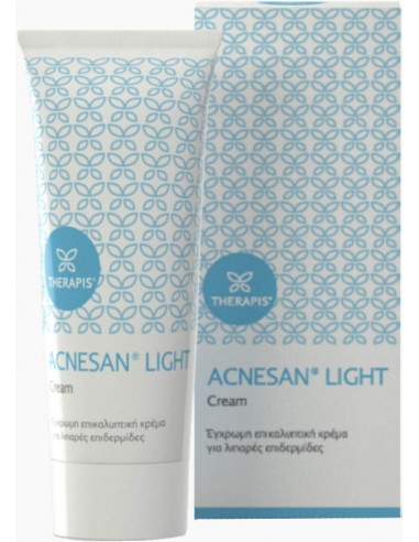 ACNESAN Colored Cover Cream Light Oily Skin 75ml