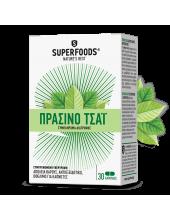 SUPERFOODS Πράσινος Τσάι, 30 Caps
