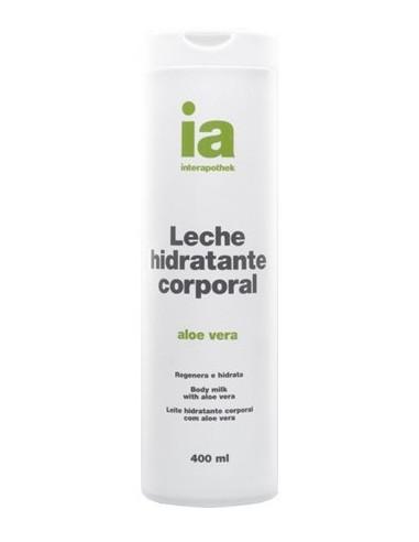 IA Leche Hidratante Corporal Aloe Vera 400ml