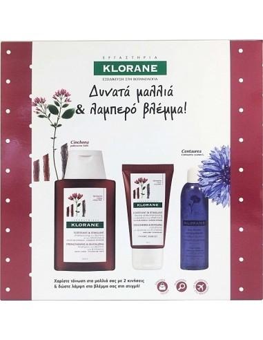 Klorane Travel Kit Cinchona
