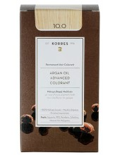 KORRES Argan Oil Advanced Colorant 10.0 Ξανθό Πλατίνας