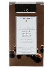 KORRES Argan Oil Advanced Colorant 4.0 Καστανό, 50ml