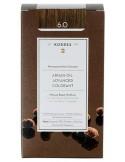 KORRES Argan Oil Advanced Colorant 6.0 Ξανθό Σκούρο, 50ml