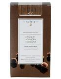 KORRES Argan Oil Advanced Colorant 6.7 Κακάο, 50ml