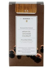 KORRES Argan Oil Advanced Colorant 7.3 Ξανθό Μελί, 50ml