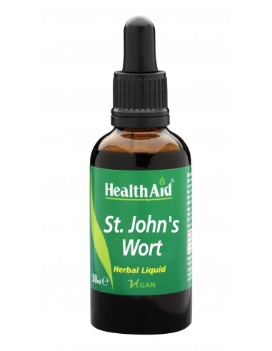 HEALTH AID ST.JOHNS WORT LIQUID 500mg 50ml