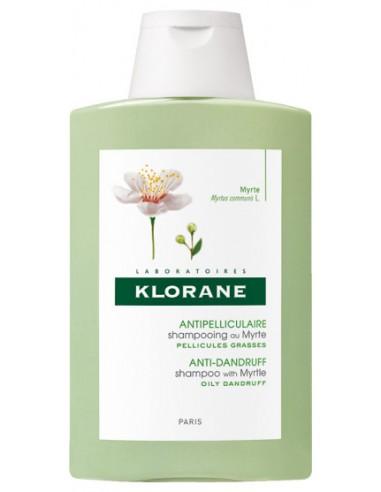 KLORANE Shampoo with Myrtle (εκχύλισμα μυρτιάς) 200ml