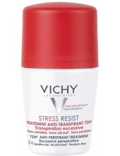 VICHY Deodorant 72h Stress Resist Roll-on 50ml