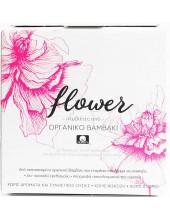 FLOWER Organic Cotton Pads 10pk