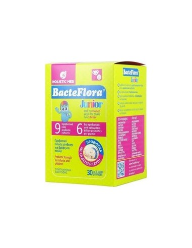 HOLISTIC MED BacteFlora Junior 30gr