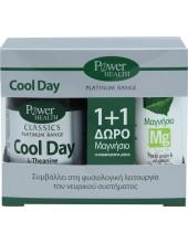 POWER HEALTH Classics Cool Day 30 Tabs + Μαγνήσιο Mg 10 αναβράζοντα δισκία