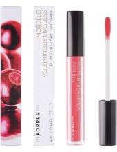 KORRES Morello Voluminous Lipgloss 42 Peachy Coral 4ml