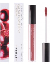 KORRES Morello Voluminous Lipgloss 23 Natural Purple 4ml
