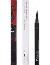 KORRES Minerals Liquid Eyeliner Pen 01 Blue 1ml