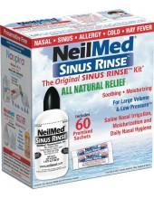 NeilMed The Original Sinus Rinse kit + 60 Premixed Sachets