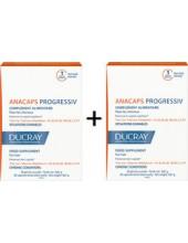DUCRAY Anacaps Progressiv 60 Caps (2 x 30 Caps)