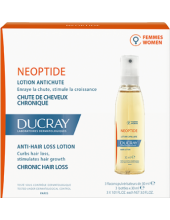 DUCRAY Neoptide Femme Lotion Antichute Hair Loss Lotion for Women 3x30ml