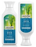 JASON Restorative Biotin Shampoo 473ml & ΔΩΡΟ JASON Restorative Biotin Conditioner 473ml
